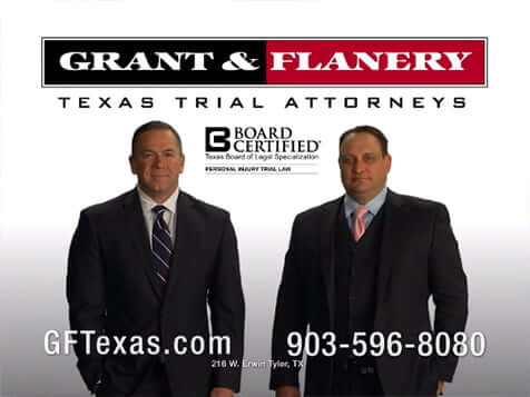 Grant & Flanery - Texas Trial Attorneys Video